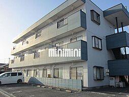 三重県鈴鹿市稲生塩屋1丁目の賃貸マンションの外観