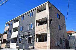愛知県大府市追分町2丁目の賃貸アパートの外観