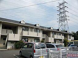 サンサウスヒル竹田[2階]の外観