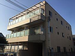大阪府門真市栄町の賃貸アパートの外観
