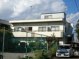 東京都国立市北2の賃貸マンションの外観