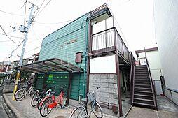サニーコーポ岡崎[1階]の外観