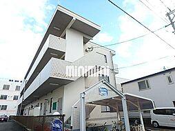 宮城県仙台市若林区新寺3の賃貸マンションの外観