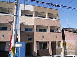 フジパレス杉本町1−2番館[2階]の外観