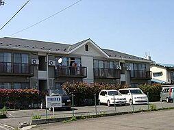 宮城県仙台市宮城野区新田1丁目の賃貸アパートの外観