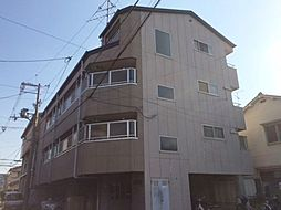 堺ハザマコーポ[4階]の外観