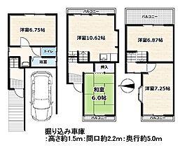 男山山上駅 880万円