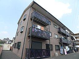 東京都葛飾区水元4丁目の賃貸マンションの外観