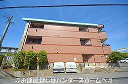 大阪府枚方市藤田町の賃貸マンションの外観