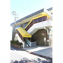 東京都葛飾区堀切2丁目の賃貸アパートの外観