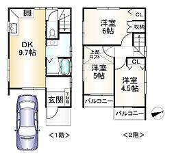垂水駅 1,880万円
