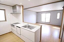 三島市徳倉二丁目建売住宅 B号棟 4LDKの居間