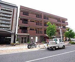 京都府木津川市加茂町駅東の賃貸マンションの外観