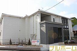 大阪府大阪市平野区長吉六反4丁目の賃貸アパートの外観