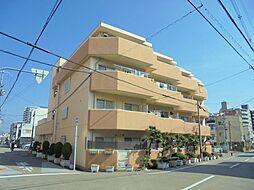 グリーンコーポ橘[2階]の外観