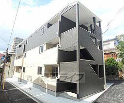 京阪交野線 村野駅 徒歩20分の賃貸アパート