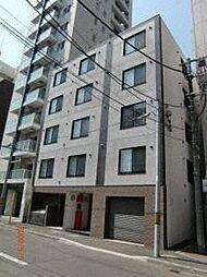 ブランノワール札幌駅前[4階]の外観