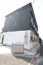 東京都足立区谷中1丁目の賃貸アパートの外観