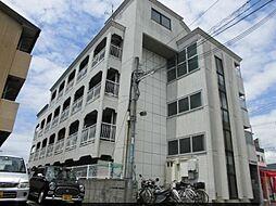アバンティ東岸和田四番館[4階]の外観