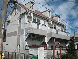 シャルマンフジ羽倉崎[203号室]の外観