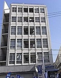 千葉県船橋市本中山7丁目の賃貸マンションの外観