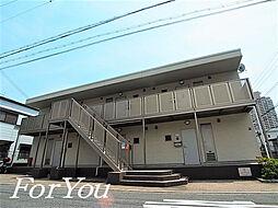 兵庫県神戸市灘区岩屋中町3丁目の賃貸マンションの外観