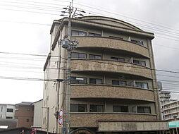シャンパーニュ四条[3階]の外観