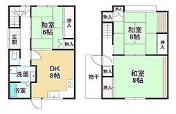 伏見稲荷駅 1,500万円