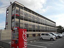 奈良県大和郡山市九条平野町の賃貸アパートの外観