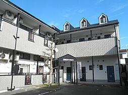 福岡県北九州市小倉南区志井6丁目の賃貸アパートの外観