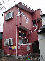 マキシム箱崎[102号室]の外観