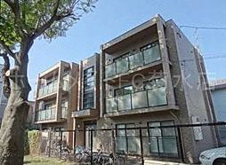 北海道札幌市白石区東札幌二条4丁目の賃貸マンションの外観