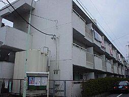 須賀ハイツ[202号室]の外観