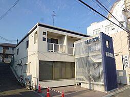 兵庫県宝塚市仁川北3丁目の賃貸アパートの外観