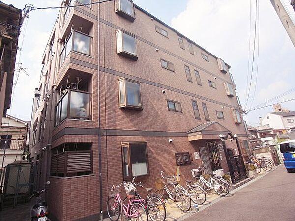 クワイエット赤井 2階の賃貸【大阪府 / 大東市】