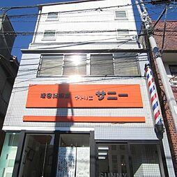 東京都北区堀船3丁目の賃貸マンションの外観