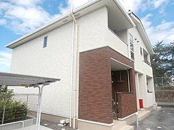 和歌山県紀の川市粉河の賃貸アパートの外観