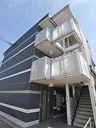 レオネクストカロータ[3階]の外観