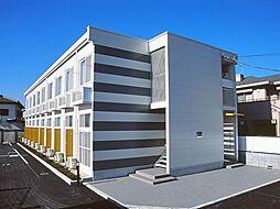 神奈川県綾瀬市深谷中7の賃貸アパートの外観
