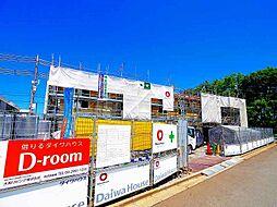埼玉県所沢市東所沢和田1丁目の賃貸アパートの外観