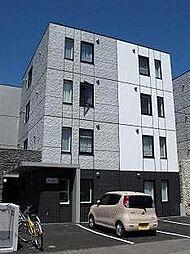 ノルド・フューメ[1階]の外観
