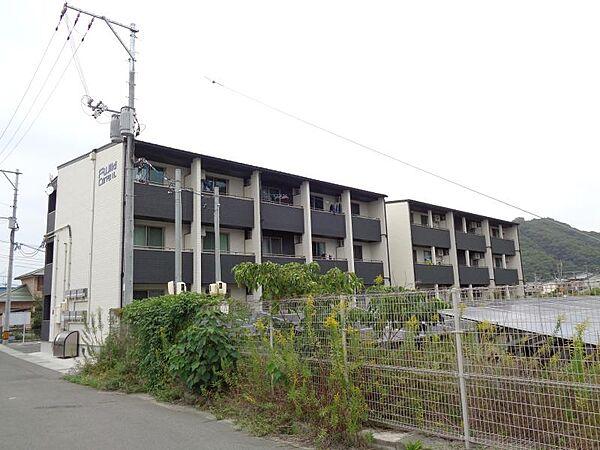 FUJIKI-CORPO(フジキコーポ) 2L 3階の賃貸【広島県 / 福山市】