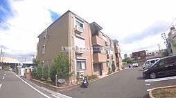大阪府東大阪市本庄西3丁目の賃貸アパートの外観