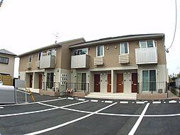 福岡県遠賀郡水巻町緑ケ丘2丁目の賃貸アパートの外観