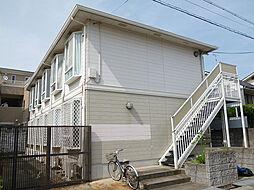 兵庫県西宮市甲子園口4丁目の賃貸アパートの外観