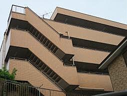 ビューハイツ大倉山[3階]の外観