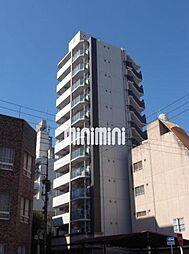 愛知県名古屋市中区栄4の賃貸マンションの外観