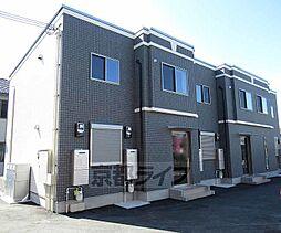 近鉄京都線 久津川駅 徒歩2分の賃貸アパート