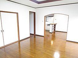丹波市氷上町横田 戸建て 4SLDKの居間