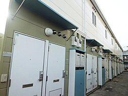兵庫県姫路市手柄の賃貸アパートの外観